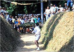 藤切り祇園祭