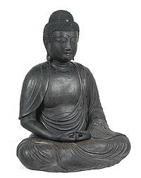 『木造阿弥陀如来坐像』の画像
