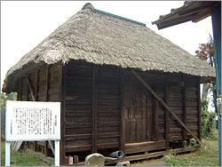 『雪入の郷倉』の画像
