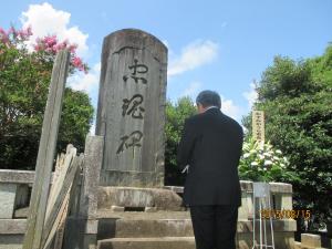 『戦没者追悼式』の画像