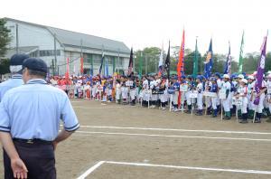 小学生男女ソフトボール1