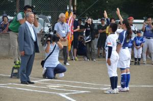 小学生男女ソフトボール2