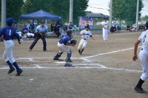 小学生男女ソフトボール3