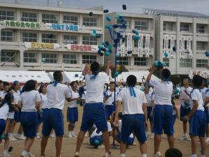 中学校体育祭3