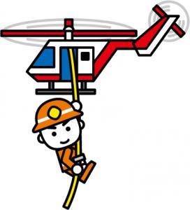 『防災訓練画像イメージ』の画像