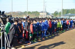 U-10サッカー1