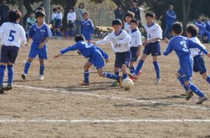 U-10サッカー3