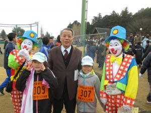 『市民マラソン1』の画像