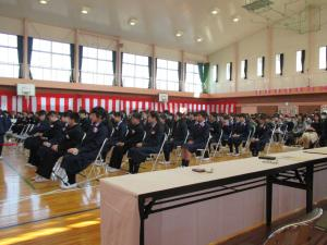 『小学校卒業式1』の画像