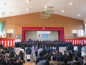 『小学校卒業式3』の画像