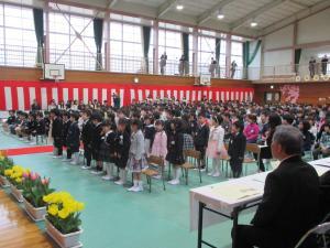 『小学校入学式2』の画像