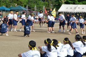 『千代田中学校体育祭3』の画像