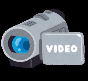 『ビデオカメラ』の画像