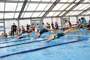 『B&G水泳大会3』の画像