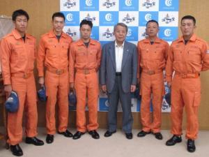 『消防救助隊』の画像
