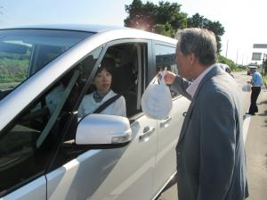 夏の交通事故防止キャンペーン3