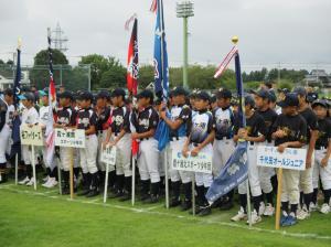 『市長杯軟式野球大会1』の画像