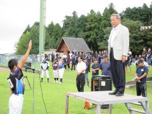 『市長杯軟式野球大会3』の画像