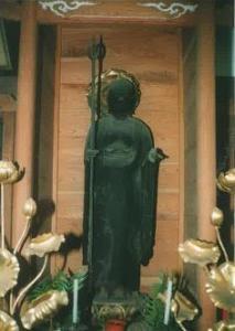 『木造地蔵菩薩立像』の画像