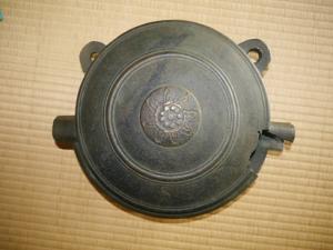 『鰐口(龍福寺)』の画像