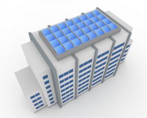 屋根貸し太陽光発電設備