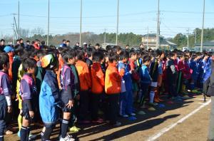 U10サッカー1
