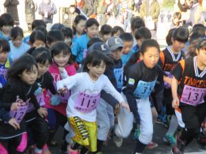 『市民マラソン大会3』の画像