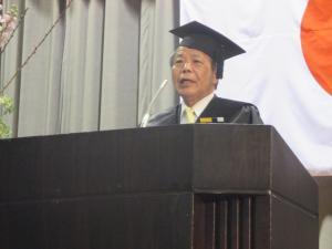 東風卒業式1