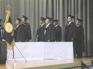 東風卒業式2
