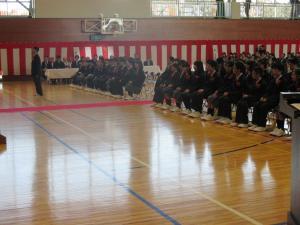 小卒業式2