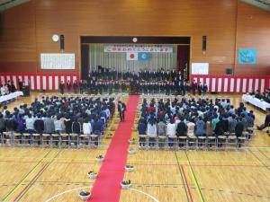 小卒業式3