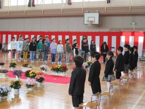 小学校入学2
