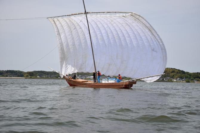 『帆引き船フェスタ2017その1』の画像