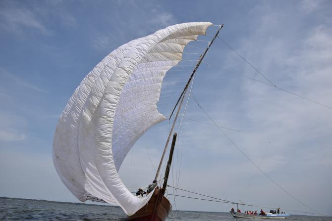 『帆引き船フェスタ2017その2』の画像