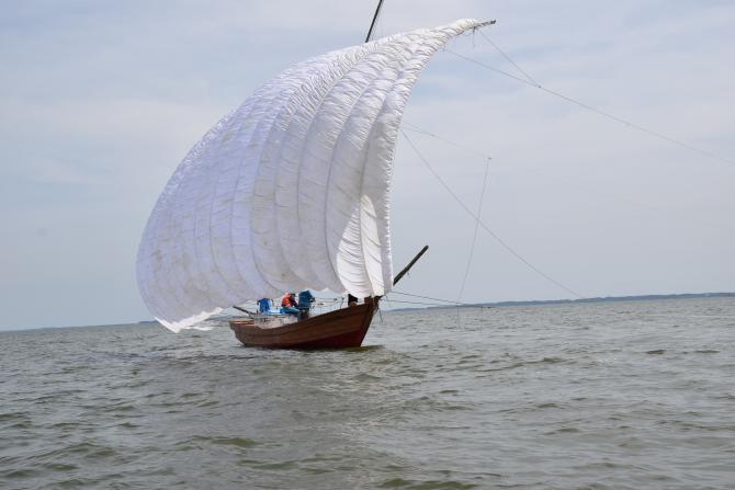 『帆引き船フェスタ2017その35』の画像