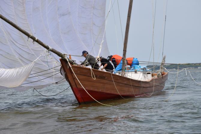 『帆引き船フェスタ2017その37』の画像