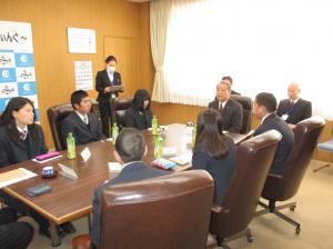 『高校生懇談会(1)』の画像