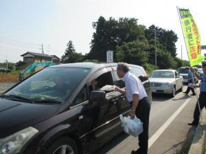 夏交通事故防止キャンペーン3