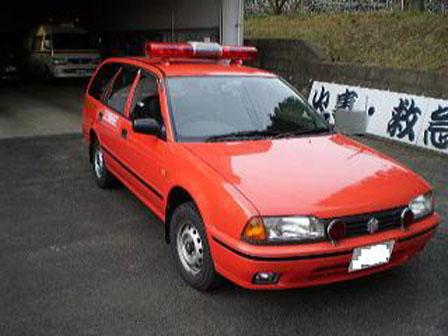 『査察車』の画像