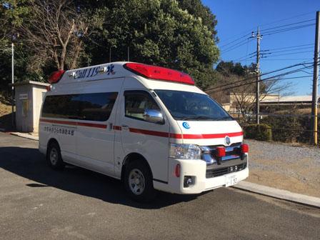 『西救急車1』の画像