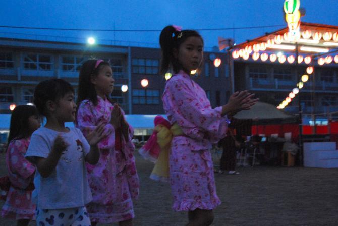『みんなの夏祭り㉒』の画像