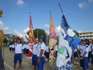 中体育祭2