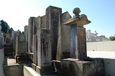 本堂家の墓所2