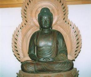『木造阿弥陀如来坐像3』の画像