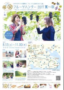 『フルーツハンター 2017 夏~秋』の画像