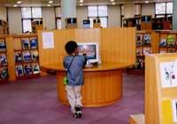 『図書館館内情報01』の画像