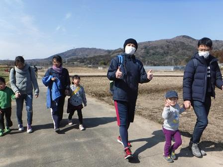 親子ふれあいハイキング【市子連】06