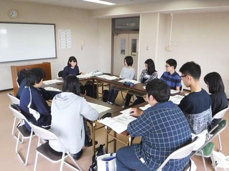 平成29年度 高校生会総会【高校生会】02