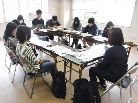 平成29年度 高校生会総会【高校生会】03