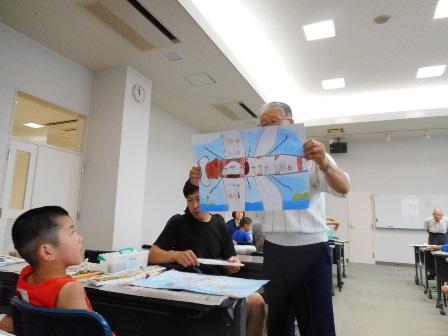 【夏休み絵画教室!】霞中地区公民館_03